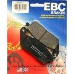 Bonneville 900 / Street Twin, Thruxton S (2016on) EBC FA142 Kevlar Front Brake Pads